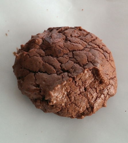 Black Gold Chocolate Cookie
