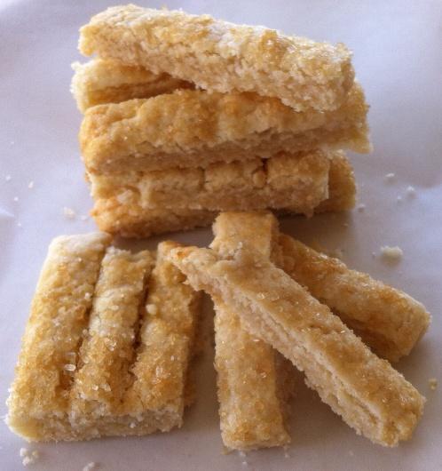 Swedish Almond Cookies