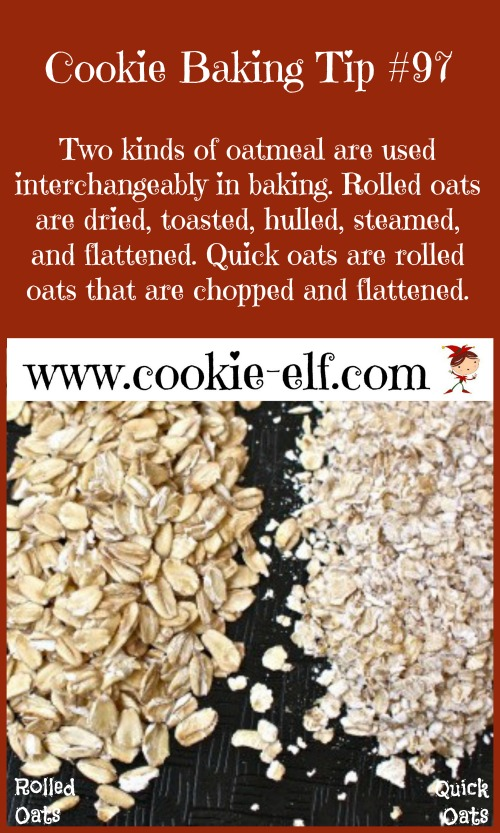 Cookie Baking Tip #97 with The Cookie Elf
