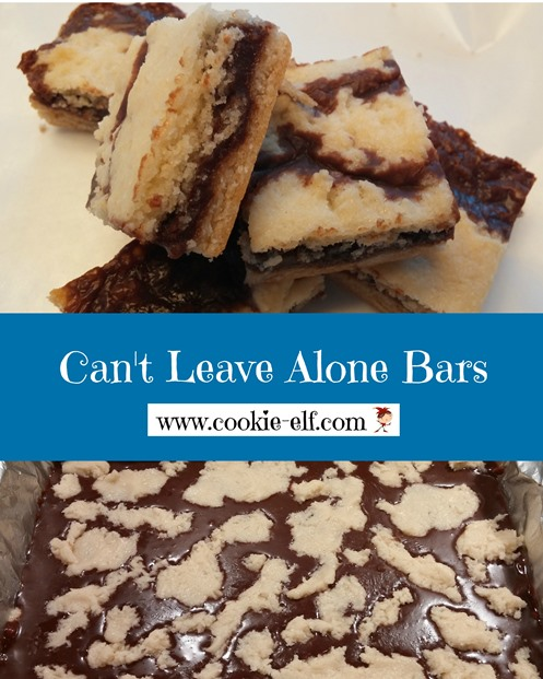 Can't Leave Alone Bars by The Cookie Elf