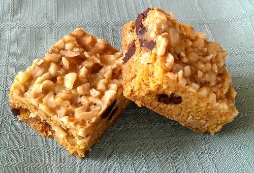 Choco-Butterscotch Bars