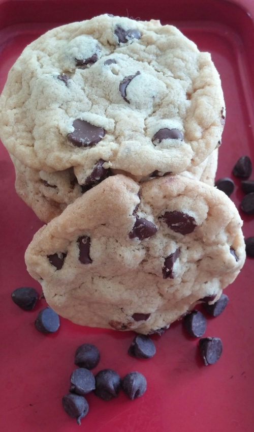 Easy Chocolate Chip Cookies by The Cookie Elf