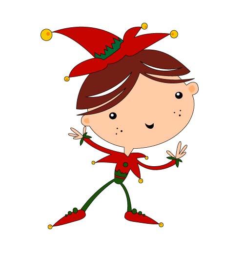 The Cookie Elf