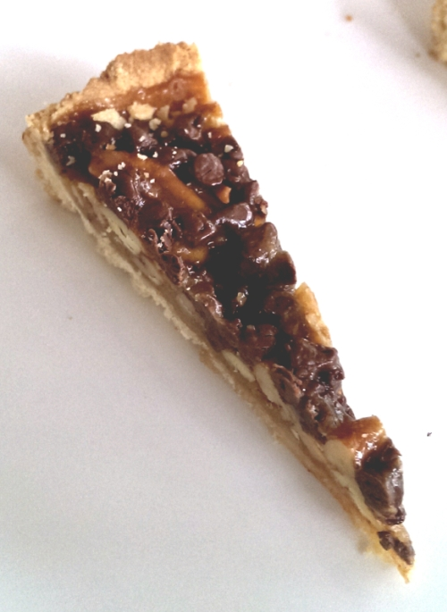 Pecan Caramel Shortbread