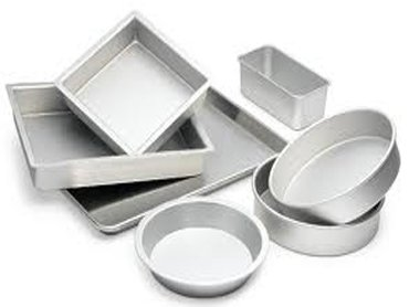 Baking Pans by Woodland Bakery