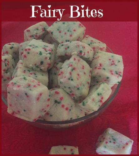 Fairy Bites with The Cookie Elf